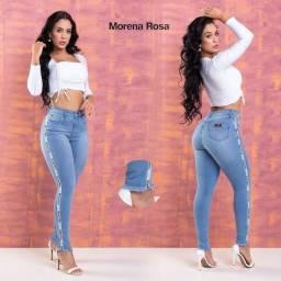 Título do anúncio: Calça Jeans Feminina Morena Rosa