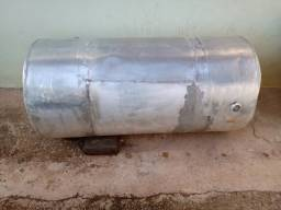 Tanque alumínio