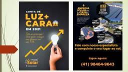 Título do anúncio: Projeto Solar, Energia Solar e Placa Solar com Sustabilidade