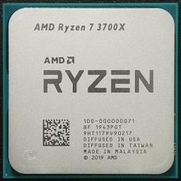 Título do anúncio: Processador AMD Ryzen 7 3700X 32MB 3.6GHz