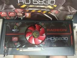 Placa De Video Ati Radeon Hd 5830