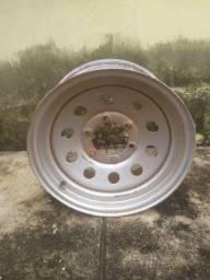 Roda de ferro Aro 16