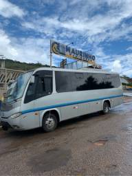 Microônibus vw marcopolo