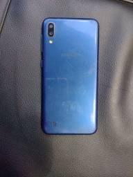 Título do anúncio: Samsung M10 semi novo