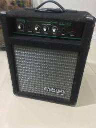 Cubo amplificador baixo Moug 30 SCB - 50w