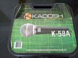 Kits com quatro microfones