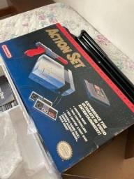 Vídeo game Nintendo NES Action set