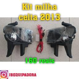 Kit milha celta 2013 por 160 reais.