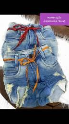 Vendo esse short jeans luxo ultima peça #promoção