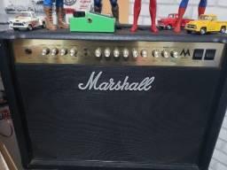 Amplificador Marshall MA100C 100% Valvulado