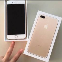 iPhone 7 Plus 128g em excelente estado completo