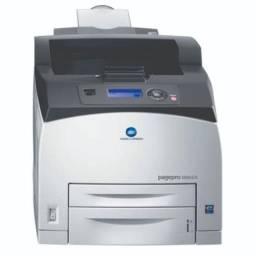 Impressora laser Konica Minolta pagepro 5650EN Monocromatica semi nova