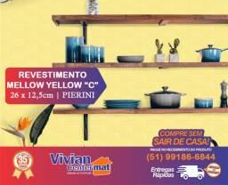 Revestimento Mellow Yellow - Comercial - 25,6 x 6,5cm