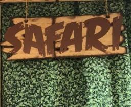 Título do anúncio: Vendo decoração do safari