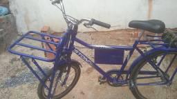 Bicicleta bagageiro
