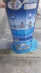 Título do anúncio: Piscina grande 4678 litros apenas 500 reais