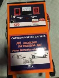 Carregador de baterias de até 150A