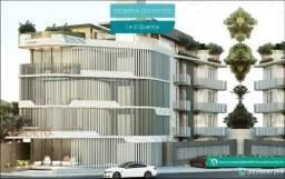 Lançamento no Centro de Porto com 2 Quartos + 50m² | Flats em Porto de Galinhas
