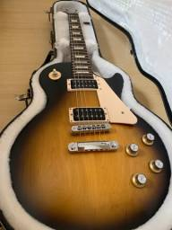 Título do anúncio: Guitarra Gibson Les Paul Studio Tribute c/ Case (Excelente Estado)