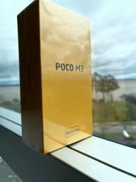 Poco M3 64gb/4gb, lacrado com garantia. Lançamento Xiaomi