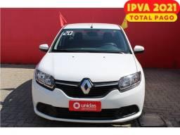 Título do anúncio: Renault Logan 2020 1.0 12v sce flex expression manual