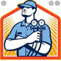 Título do anúncio:  mecânico de ar condicionado