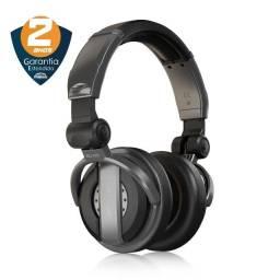 Fone Behringer Para DJ Profissional - BDJ 1000 - Headphone com Garantia e NF