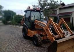 Retroescavadeira Case 580N 2017