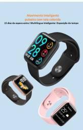 Relógio Smart watch P80, versão atualizada Entrega Grátis