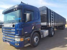 Scania carreta boiadeira P340