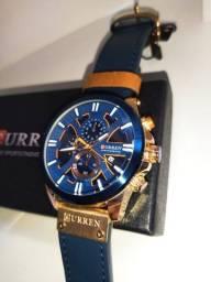 Título do anúncio: Relógio Curren, Novo, Original