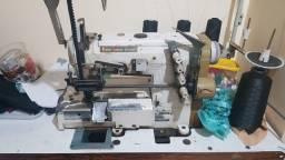 Maquinas  industrial Costura Pra Levar Logo Queima Do Valor