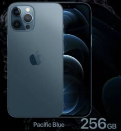 IPhone 12 pro 256 Blue pacific (novo)