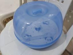 Título do anúncio: Esterilizador de mamadeira para microondas