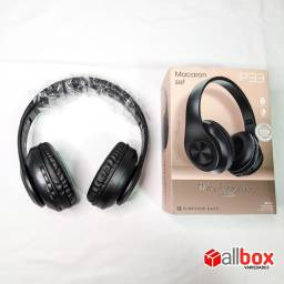 Fone de ouvido headset Bluetooth