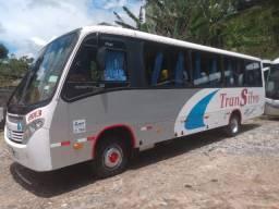 Micro ônibus super novo MB Lo 916 2013