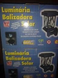 Luminária balizadora