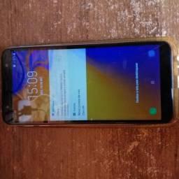 Samsung j4 core dourado .