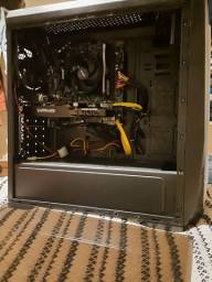 Computador Ryzen 3 3200G com Placa de Vídeo HD7770
