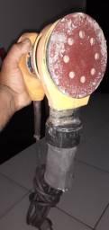 Lixadeira rotor órbital elétrica dewalt usada