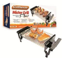 Churrasqueira Elétrica Mister Grill Plus - Cotherm - 2351-127v