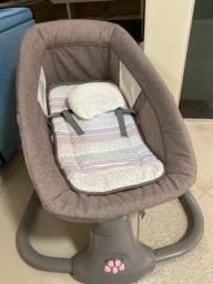 Título do anúncio: vendo bebe conforto/ cadeira de balanço