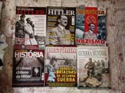 Revistas da Bienal RJ.