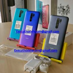 Título do anúncio: Redmi 9 prime 128gb+4 Violeta/Verde/Azul