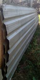 Garagem estrutura + telhas