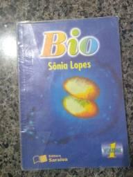 Livros de Química 1, 2 e 3 - Sônia Lopes