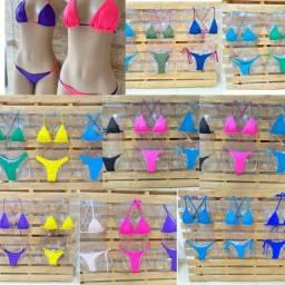 Título do anúncio: Biquíni  cortininha  em Atacado diversas  cores e modelos