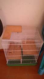 Gaiola grande para pets roedores