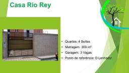 Título do anúncio: casa no rio rey - R$ 400 mil