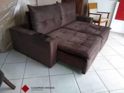 Vendo Sofá Retrátil Novo por R$: 1.599,00 (garantia de 1 ano)